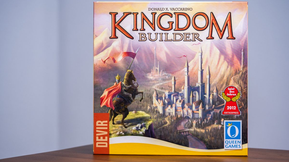 Kingdom Builder [Reseña]