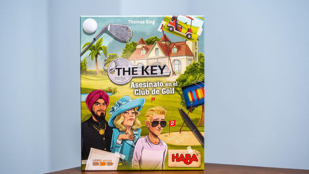 The Key: Asesinato en el Club de Golf [Reseña]