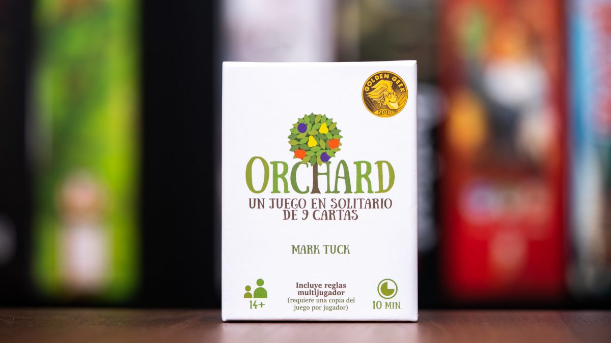 Orchard [Reseña]