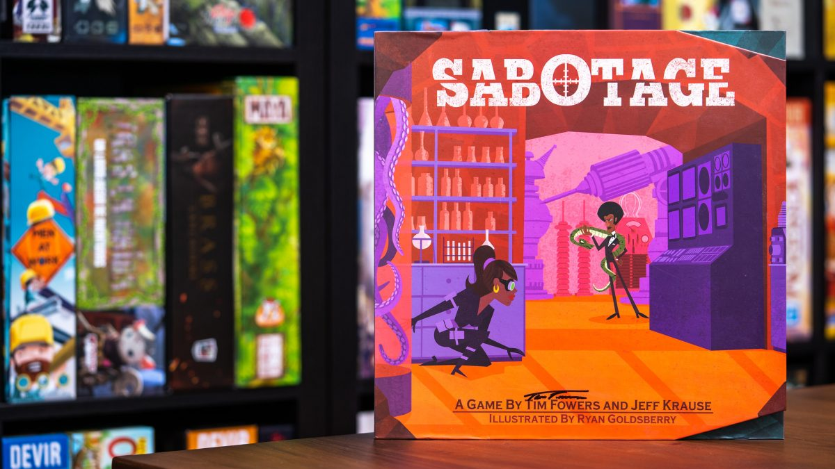 Sabotage [Reseña]