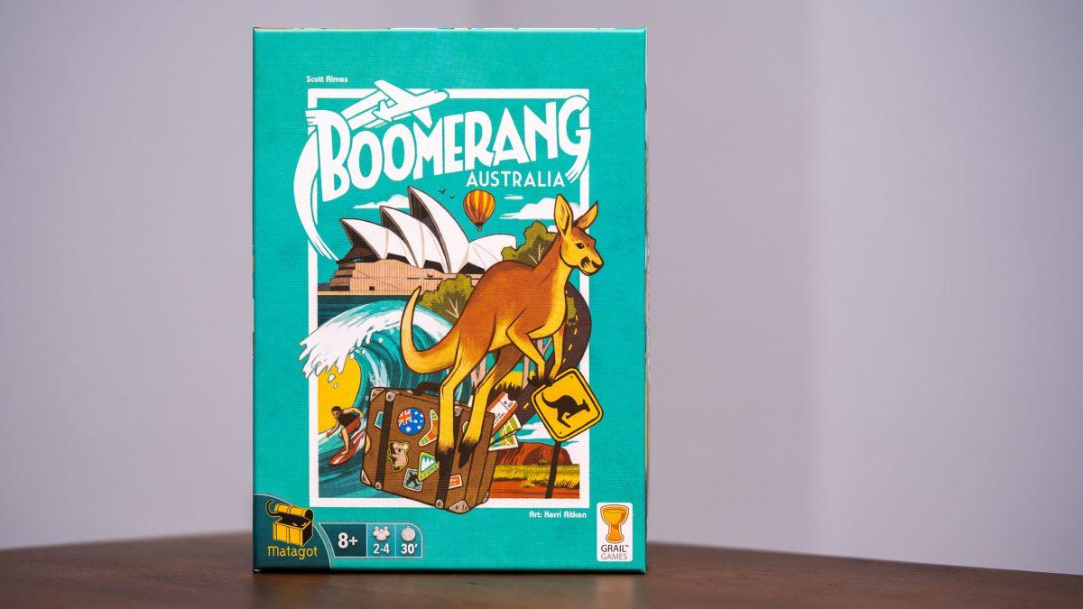 Boomerang: Australia [Reseña]