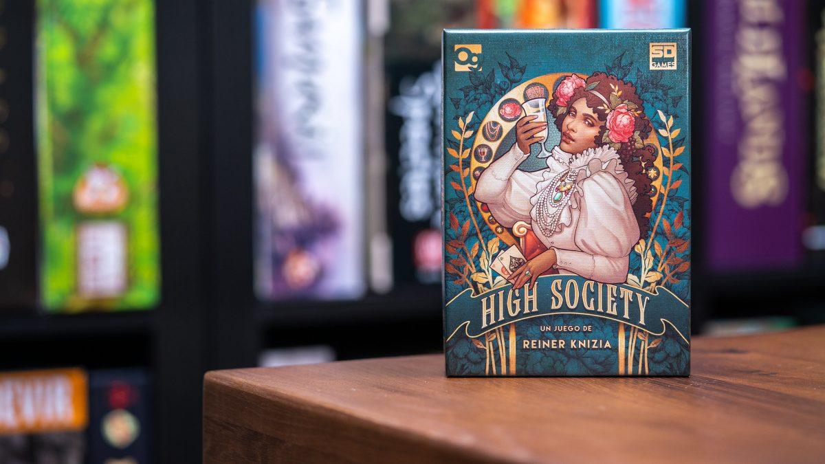 High Society [Reseña]