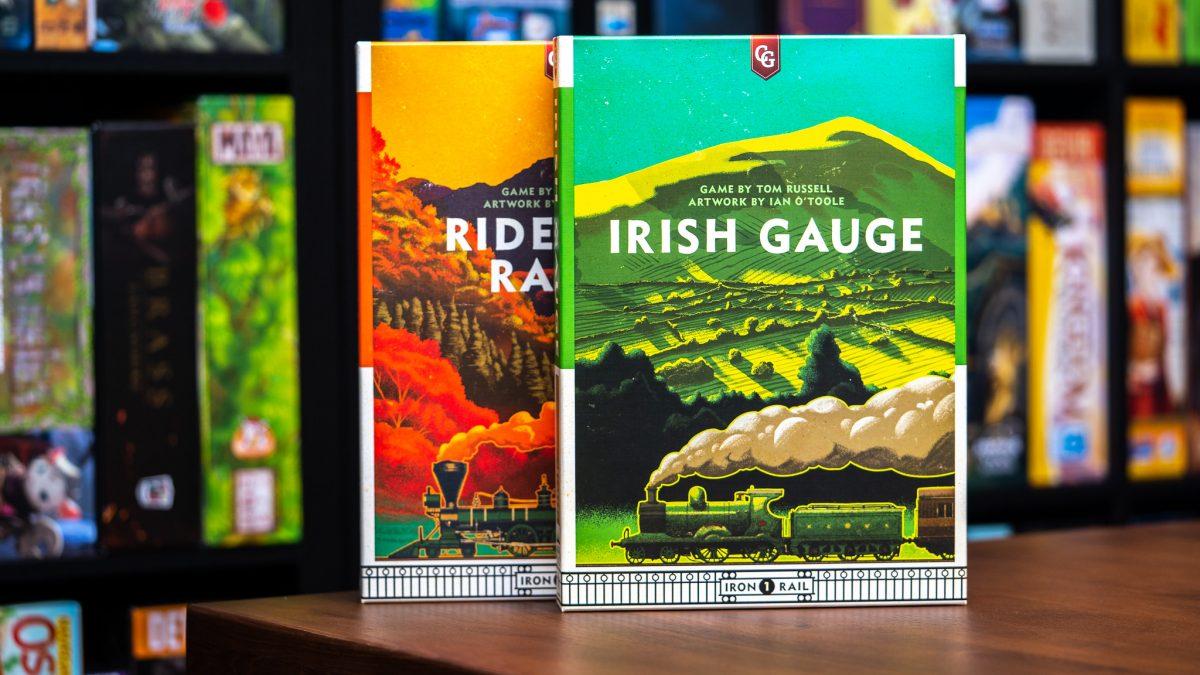 Irish Gauge vs Ride the Rails [Comparativa]