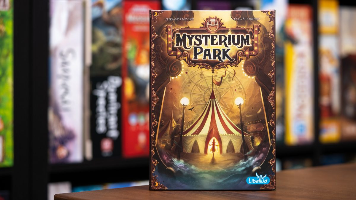 Mysterium Park [Reseña]