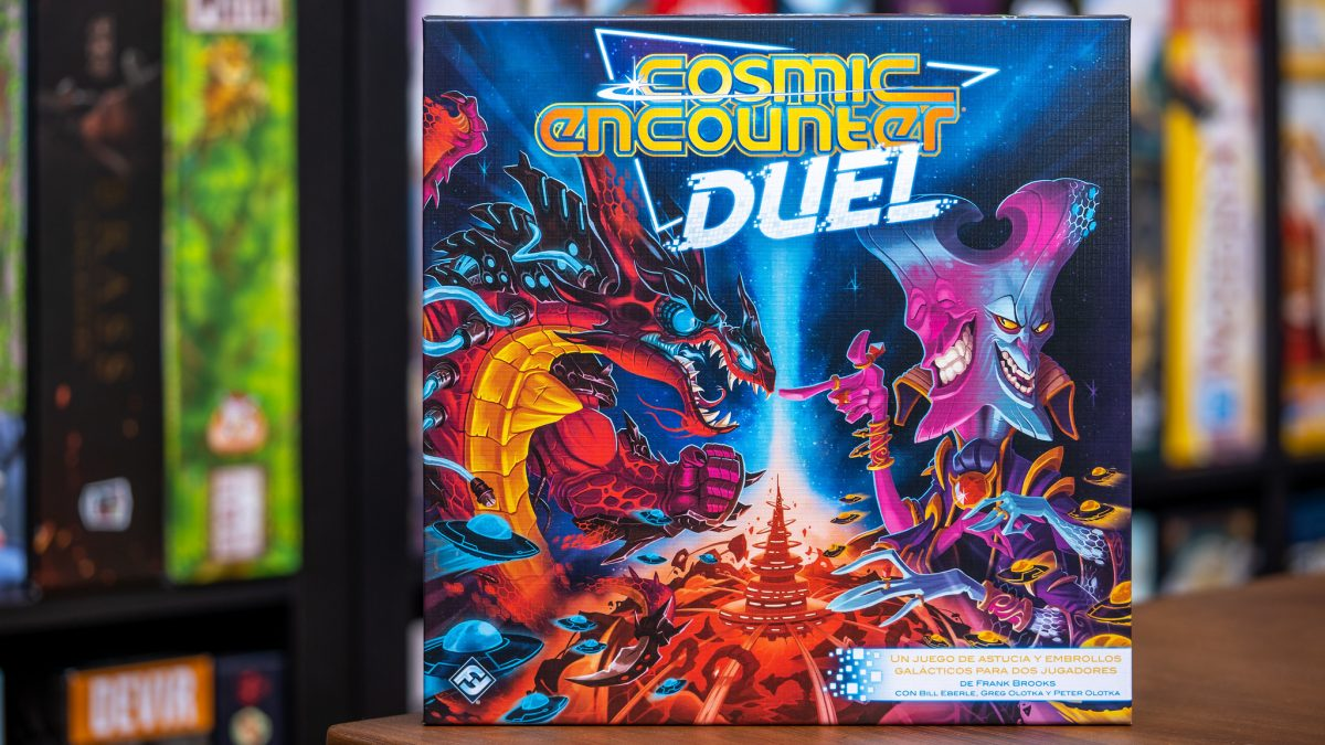 Cosmic Encounter: Duel [Reseña]