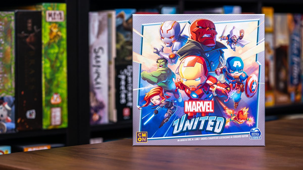 Marvel United [Reseña]
