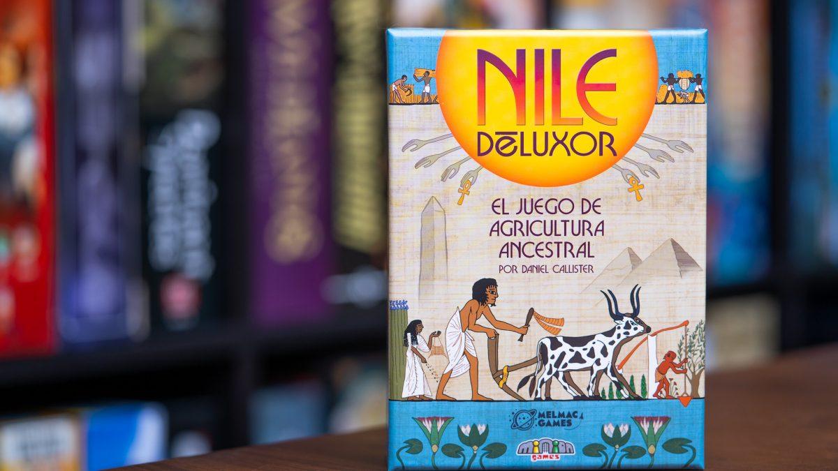 Nile Deluxor [Reseña]