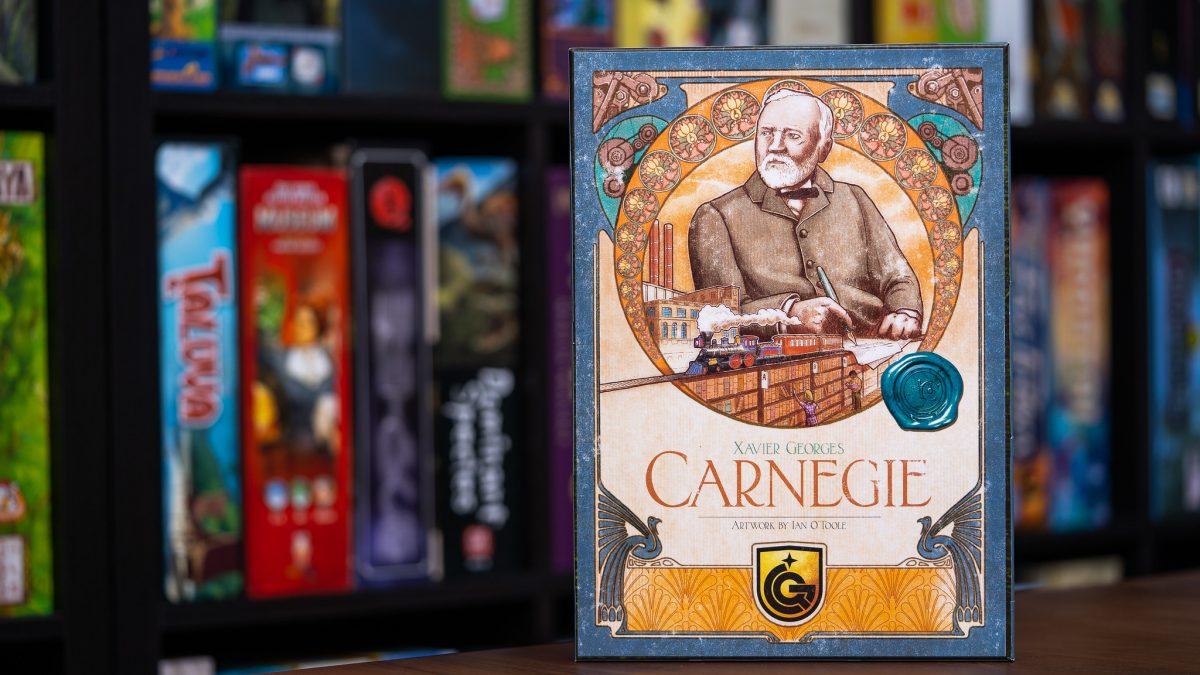 Carnegie [Impresiones]