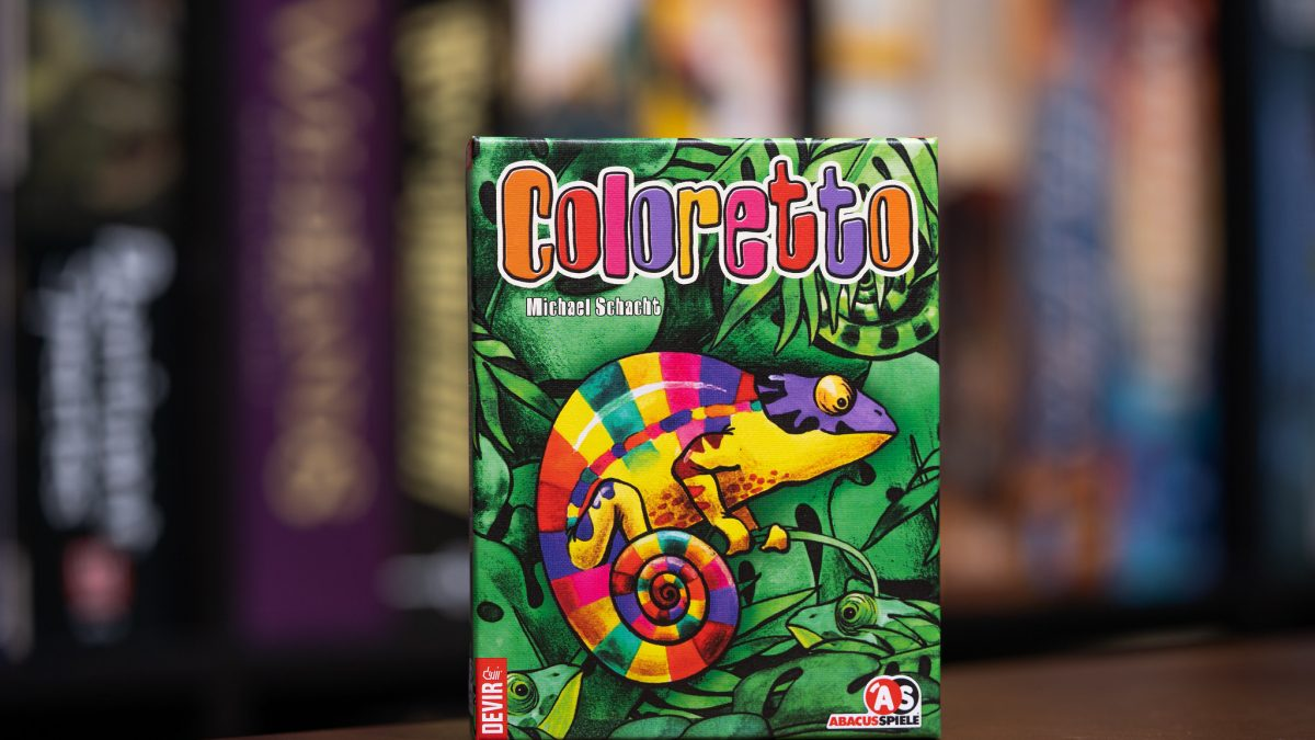 Coloretto [Reseña]