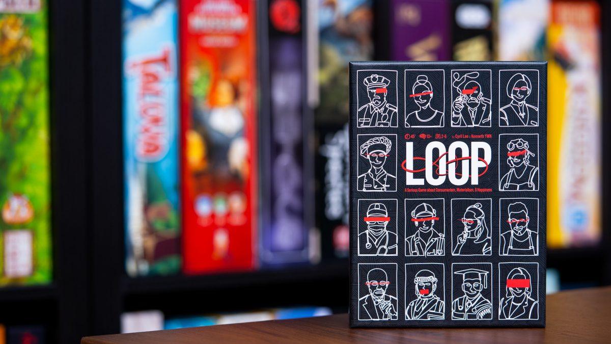 LOOP: Life of ordinary people [Impresiones]