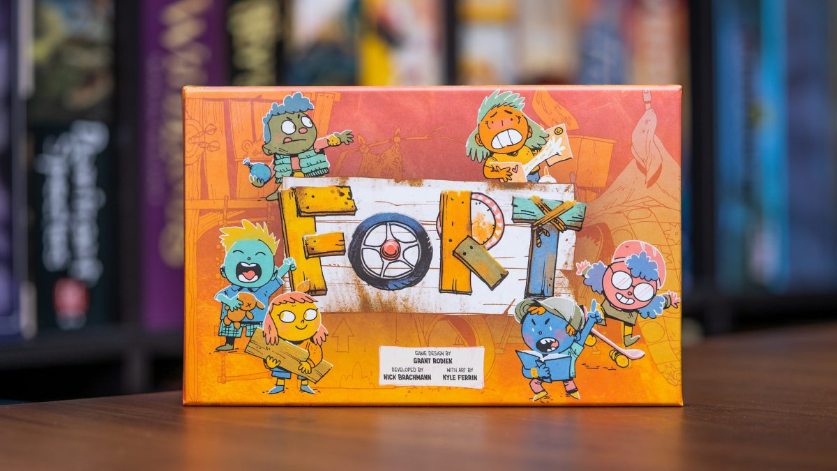 Fort [Reseña]