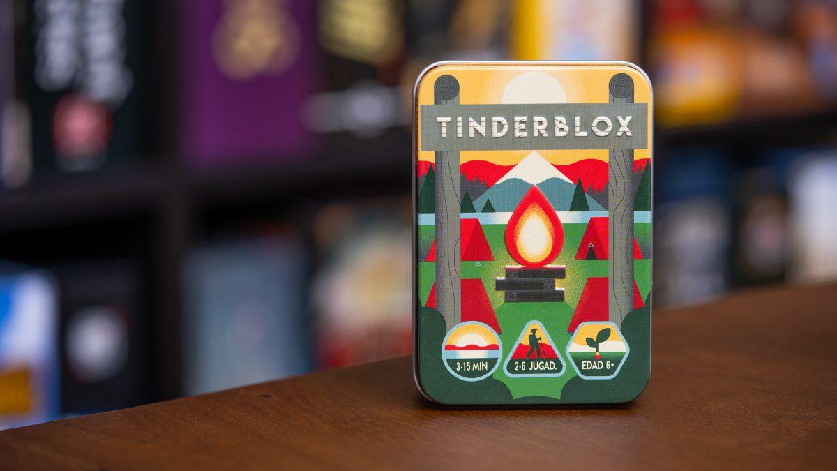 Tinderblox [Reseña]