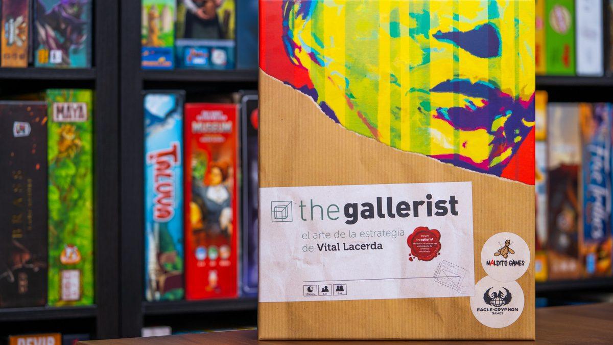 The Gallerist [Reseña]