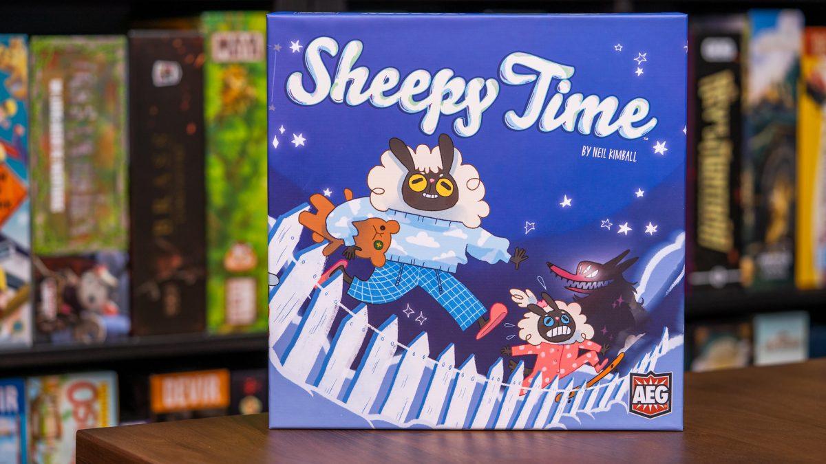 Sheepy Time [Reseña]