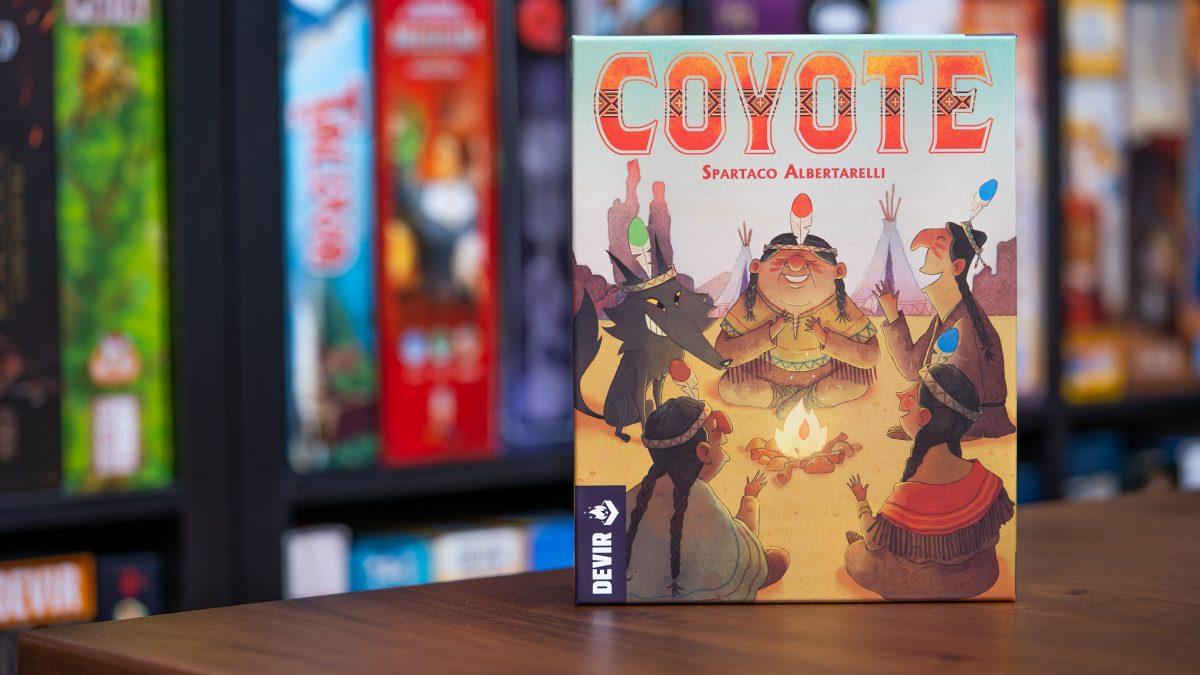 Coyote [Reseña]