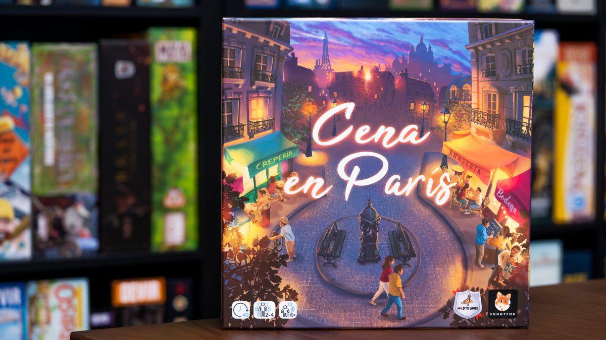 Cena en París [Reseña]
