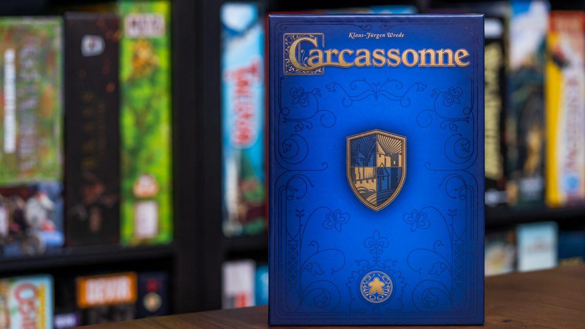 Carcassonne 20º Aniversario [Reseña]