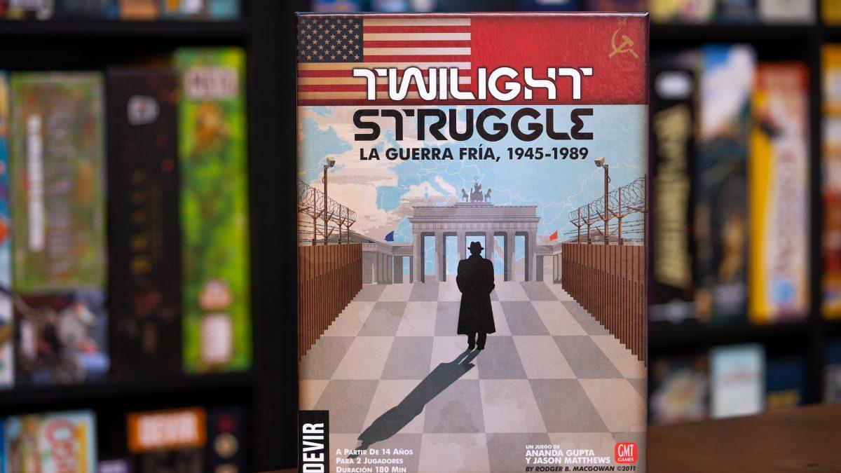 Twilight Struggle [Reseña]