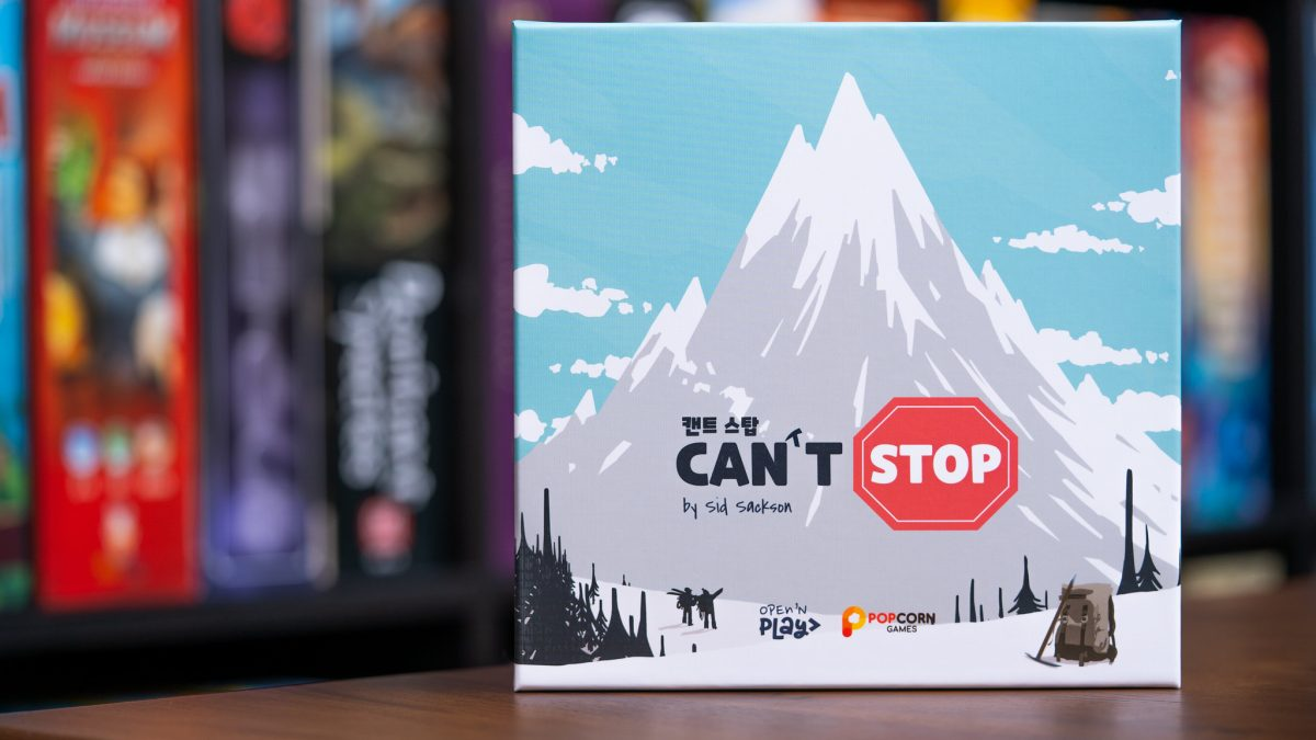 Can't Stop [Reseña]