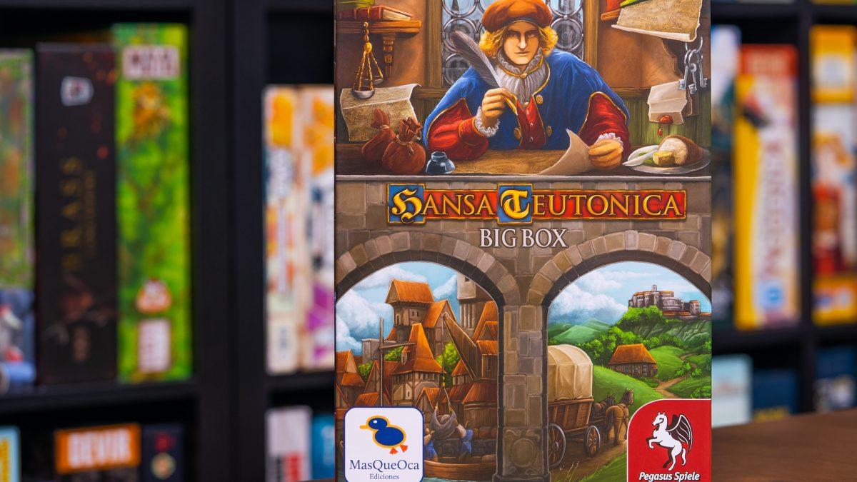Hansa Teutonica Big Box [Reseña]