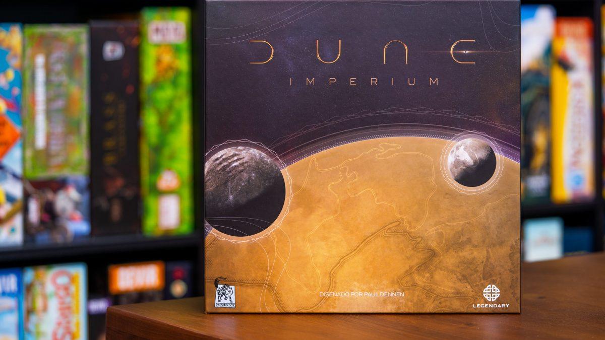 DUNE: Imperium [Reseña]